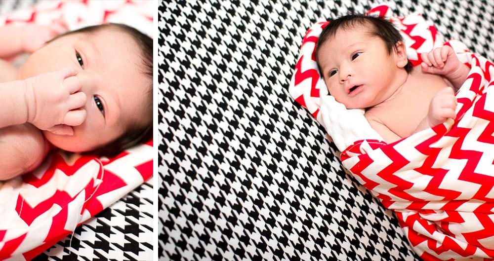 Newborn home seesion az 5