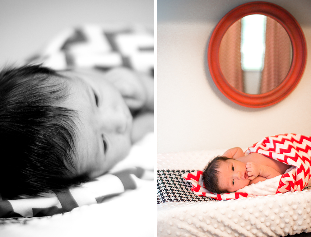 Newborn home seesion az 6