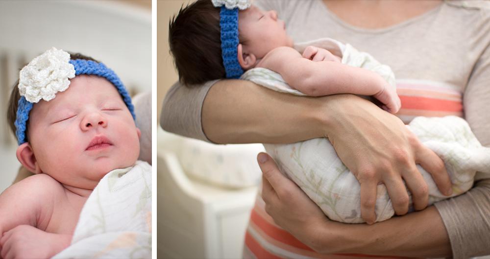 Peoria Newborn Session 14