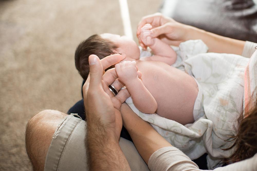 Peoria Newborn Session 7