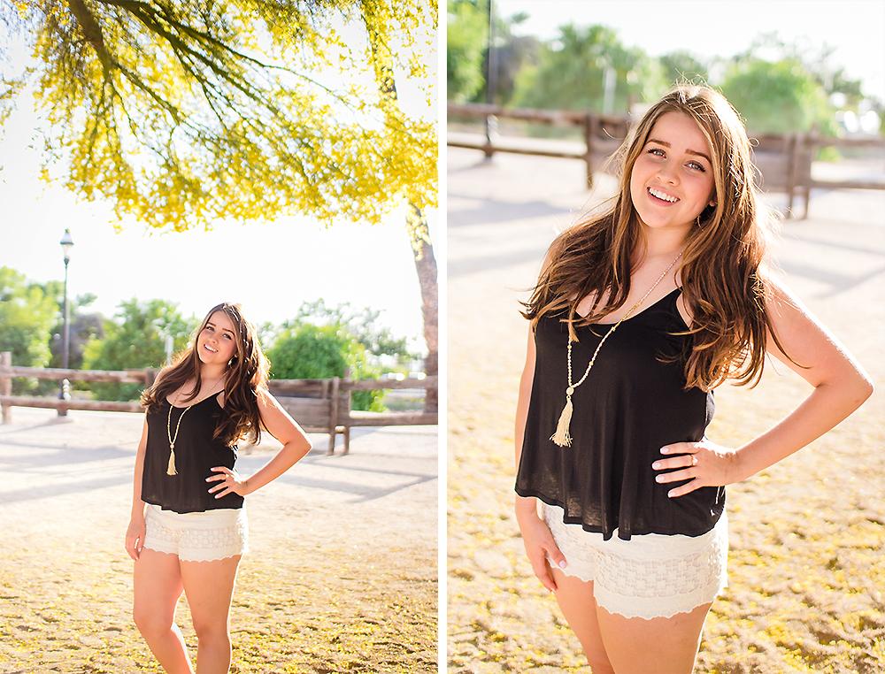 Senior Portraits Phoenix Arizona