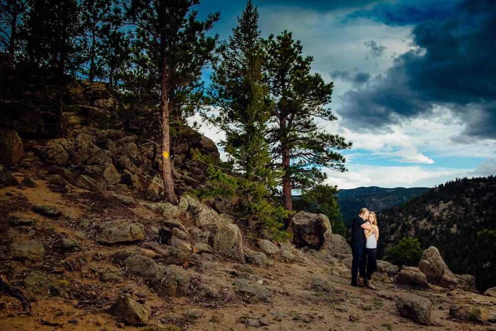 Flagstaff Mountain Boulder Engagement-75.jpg
