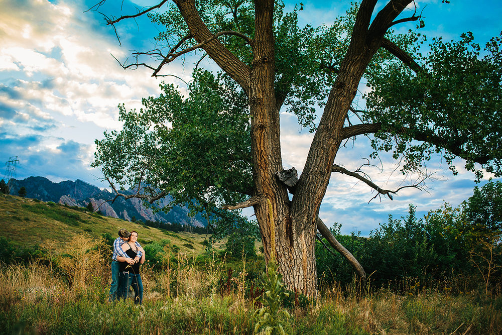 South Mesa Trailhead Engagement Session .jpg