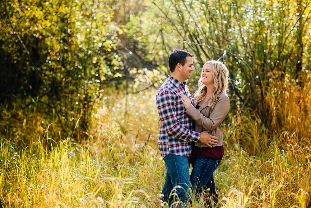 Golden Gate Canyon State Park Fall Engagement -10.jpg