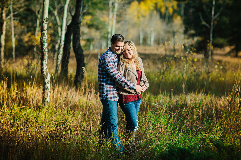 Golden Gate Canyon State Park Fall Engagement -15.jpg