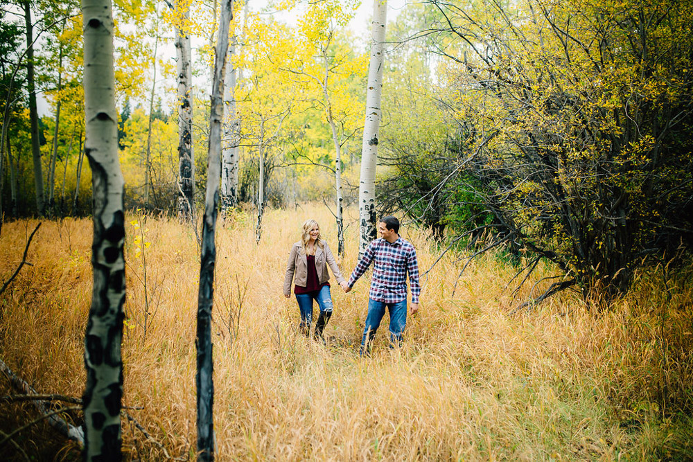 Golden Gate Canyon State Park Fall Engagement -14.jpg