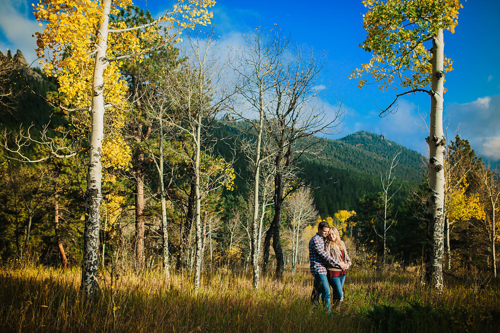 Golden Gate Canyon State Park Fall Engagement -16.jpg
