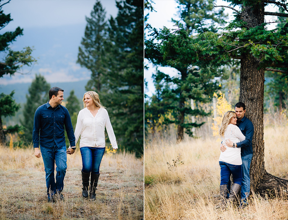 Golden Gate Canyon State Park Fall Engagement 5.jpg