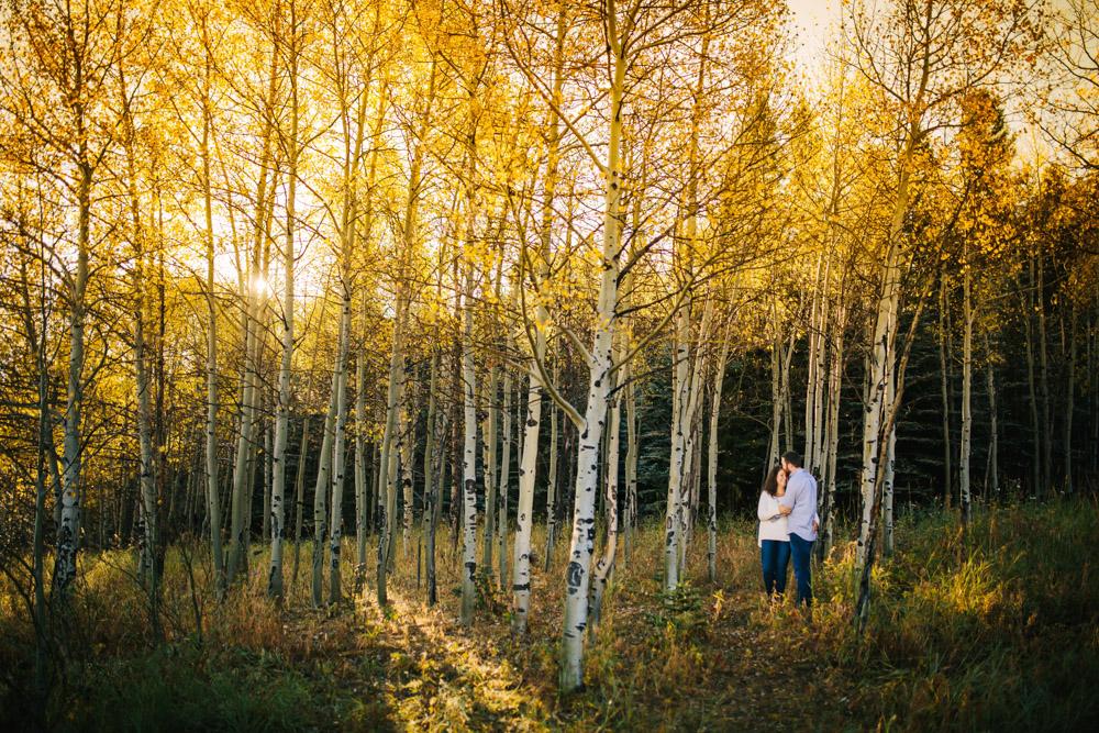 Denver Fall Morning Engagement -14.jpg
