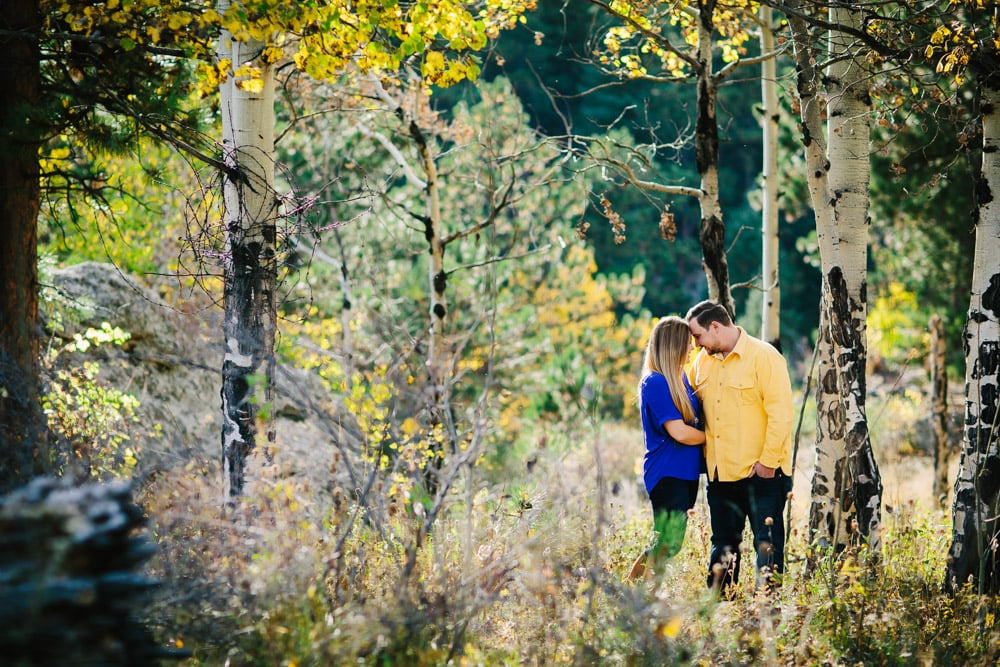Evergreen Fall Engagement Session -3.jpg