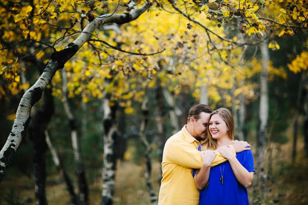 Evergreen Fall Engagement Session -7.jpg