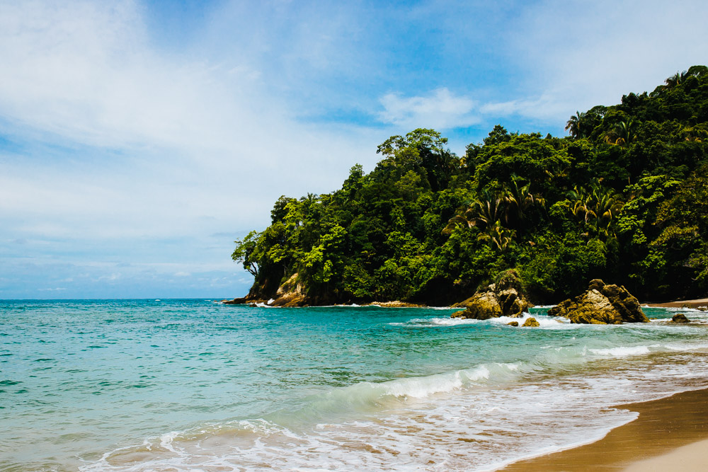 Manuel Antonio National Park was AMAZING.