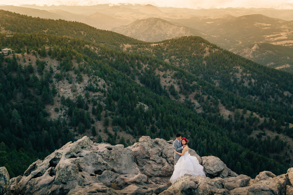 Boulder Elopement Photograper - Flagstaff Mountain -153.jpg