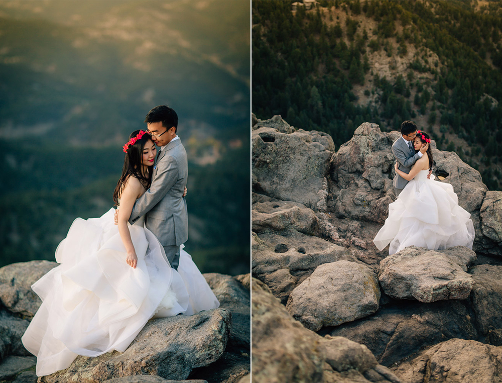 Boulder Elopement Photograper - Flagstaff Mountain -156.jpg