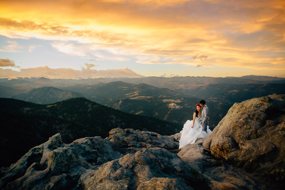 Boulder Elopement Photograper - Flagstaff Mountain -165.jpg