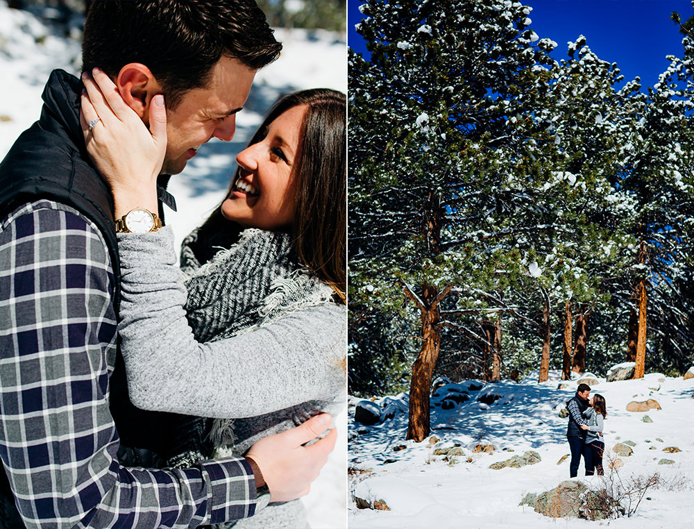 Rocky Mountain National Park Winter Engagement -2.jpg