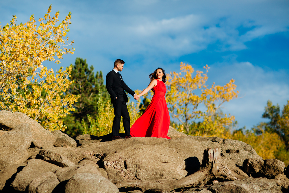 Red Dress Engagement Session - Denver Engagement Photographer 19.jpg