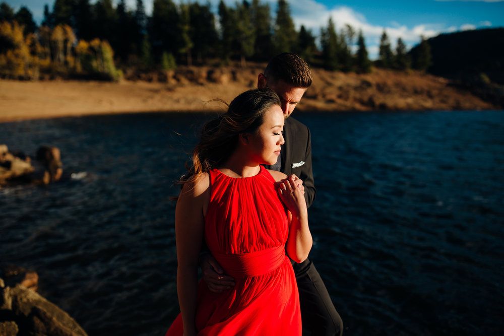 Red Dress Engagement Session - Denver Engagement Photographer 25.jpg
