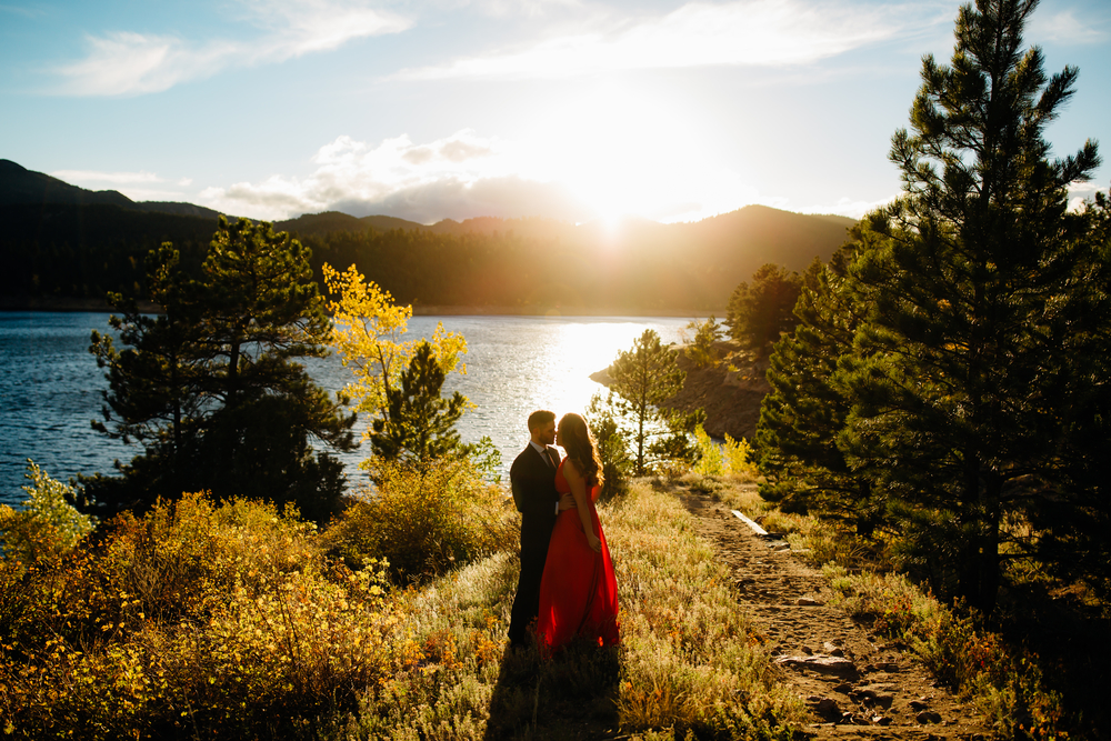 Red Dress Engagement Session - Denver Engagement Photographer 27.jpg