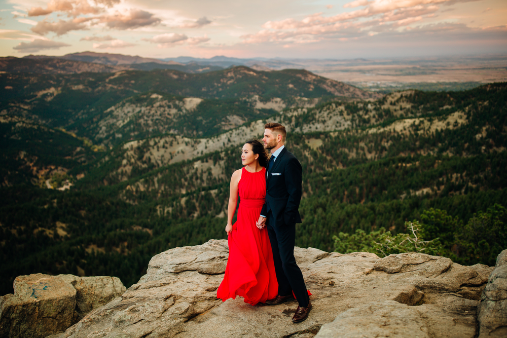 Red Dress Engagement Session - Denver Engagement Photographer 33.jpg