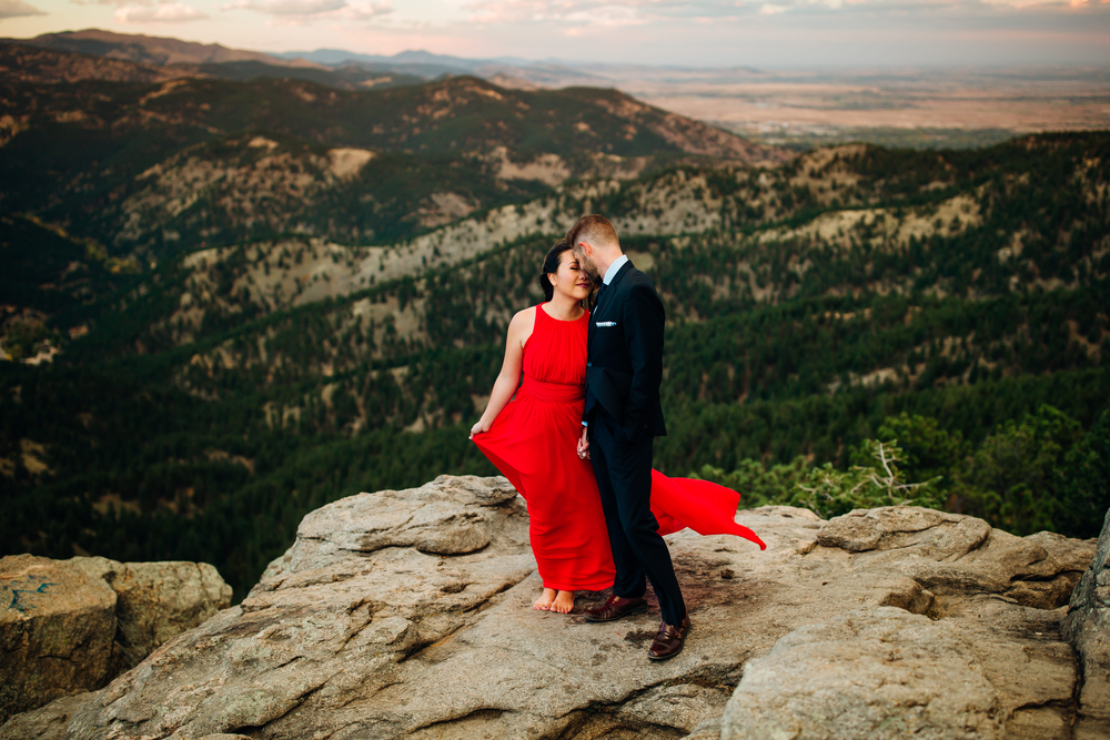 Red Dress Engagement Session - Denver Engagement Photographer 35.jpg