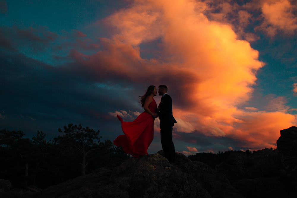 Red Dress Engagement Session - Denver Engagement Photographer 42.jpg