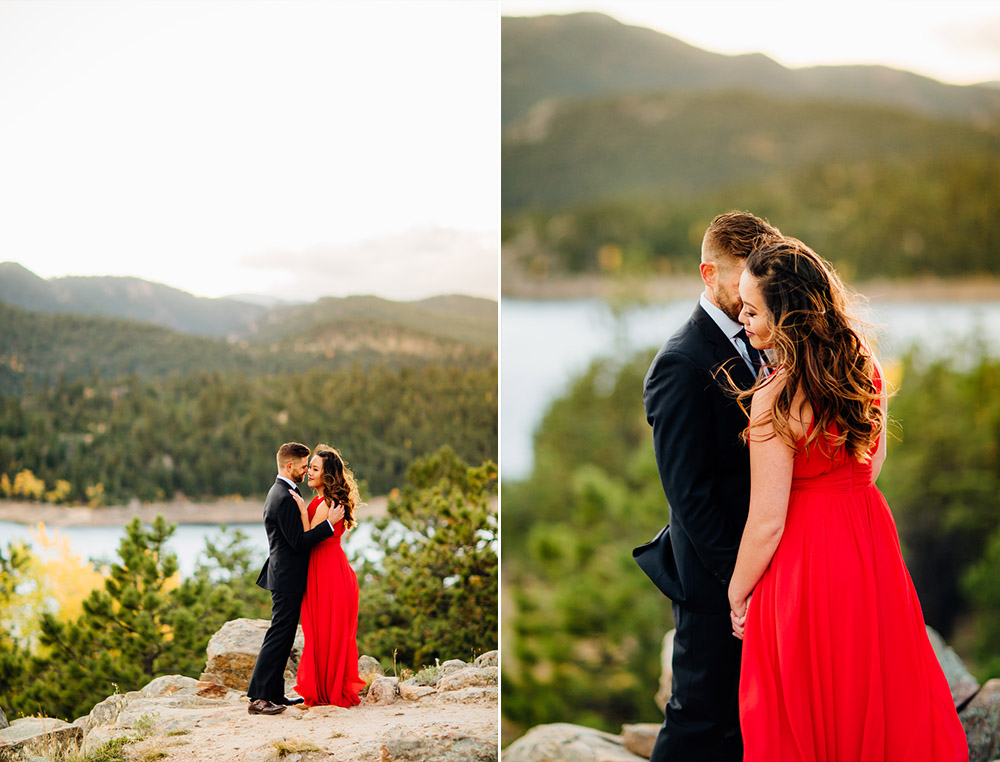 Red Dress Engagement Session - Denver Engagement Photographer 37.jpg