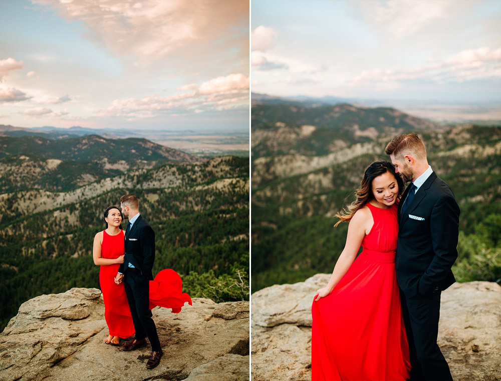 Red Dress Engagement Session - Denver Engagement Photographer 36.jpg