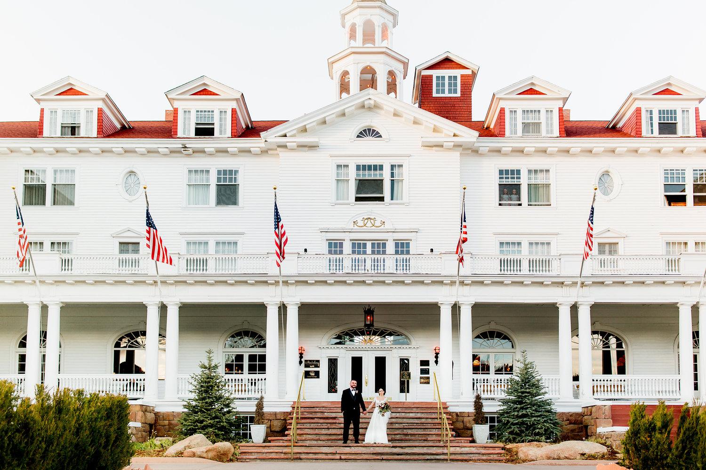 Hotel Halloween Wedding