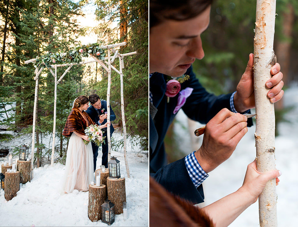 Breckenridge Wedding Photographer - The Little Mountain Lodge -5.jpg