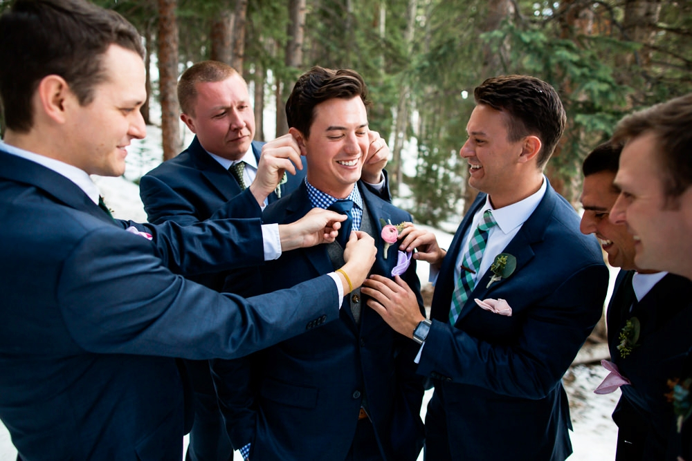 Breckenridge Wedding Photographer - The Little Mountain Lodge -24.jpg