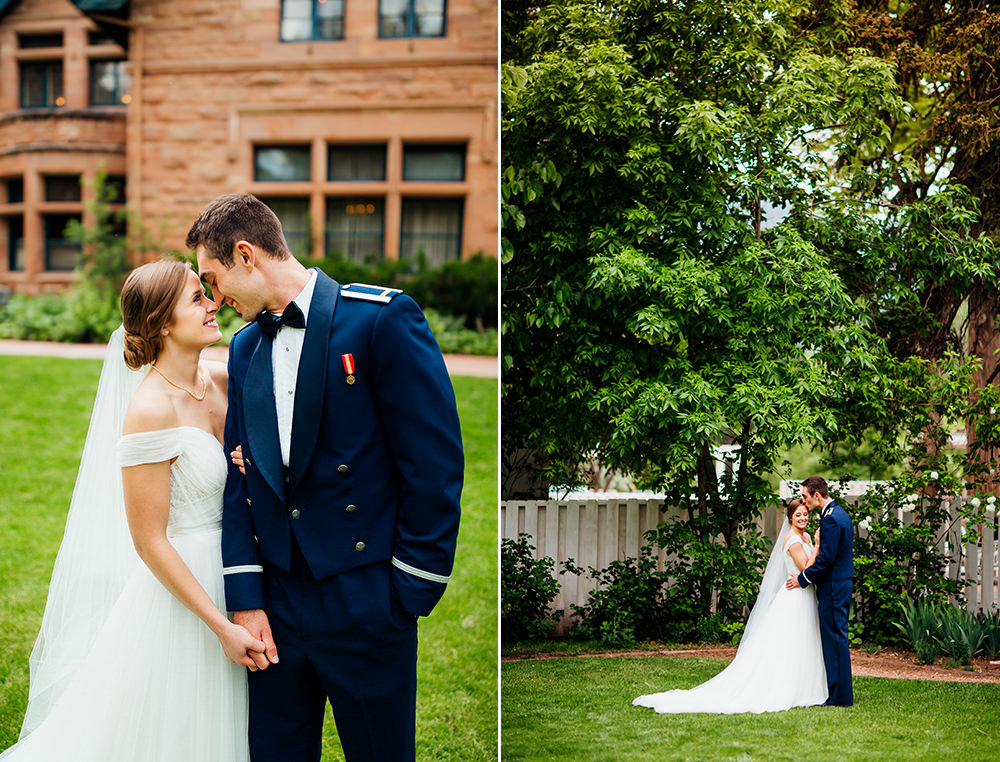 United States Air Force Academy Cadet Chapel Wedding-2.jpg