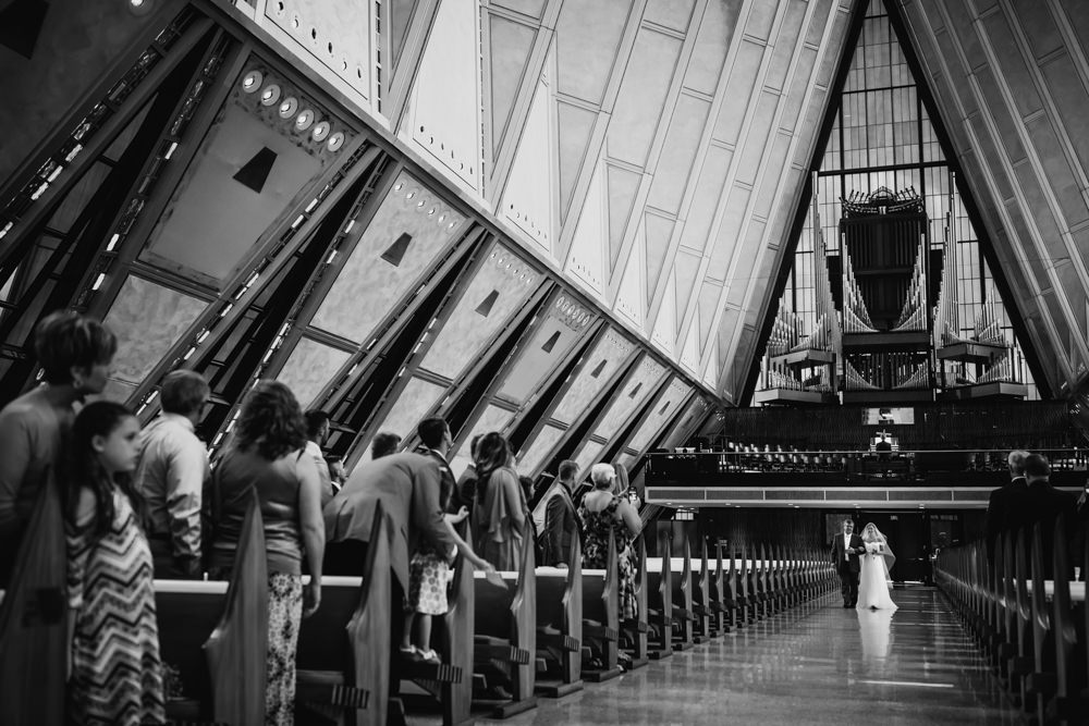 United States Air Force Academy Cadet Chapel Wedding-19.jpg
