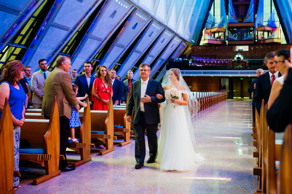 United States Air Force Academy Cadet Chapel Wedding-20.jpg