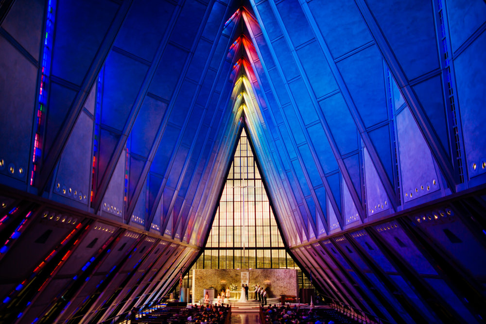 United States Air Force Academy Cadet Chapel Wedding-21.jpg