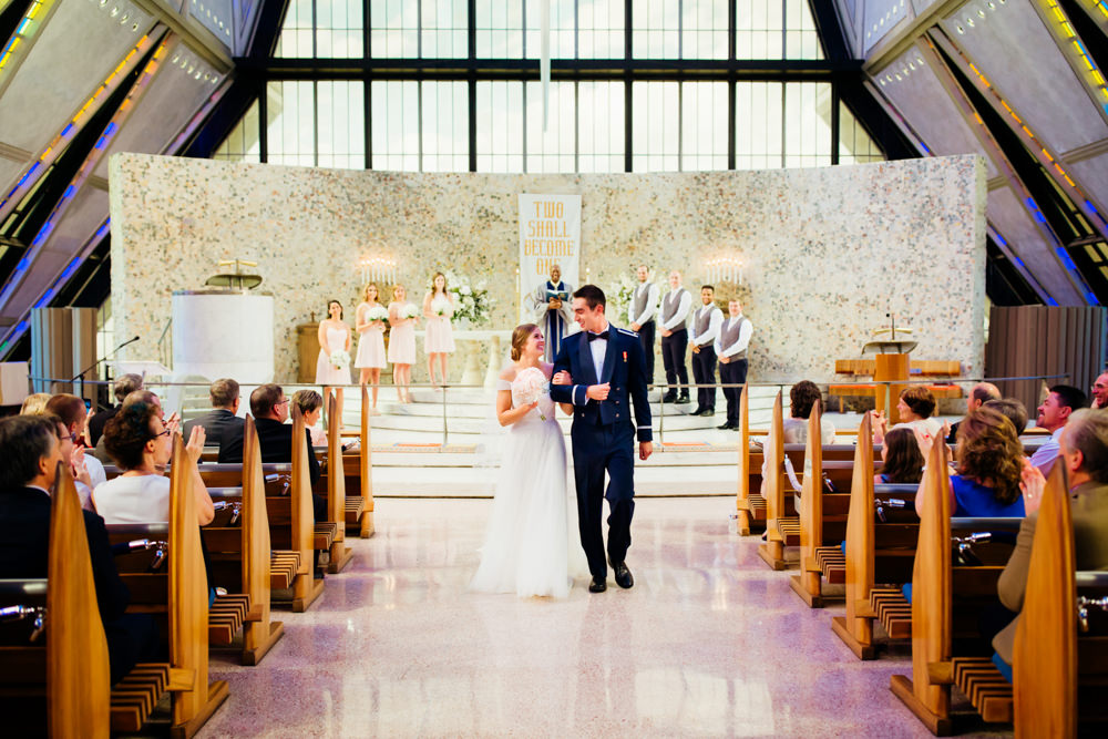 United States Air Force Academy Cadet Chapel Wedding-27.jpg