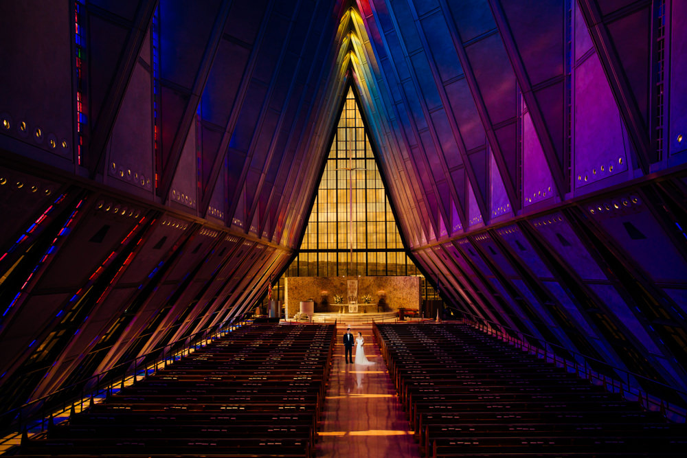 United States Air Force Academy Cadet Chapel Wedding-32.jpg
