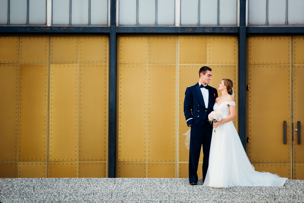 United States Air Force Academy Cadet Chapel Wedding-34.jpg