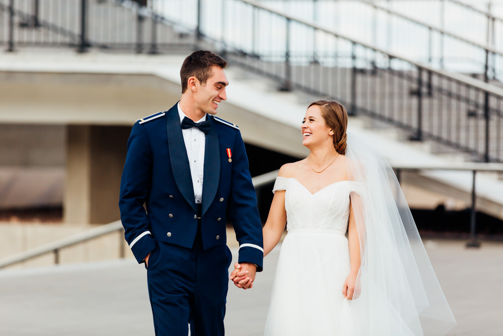 United States Air Force Academy Cadet Chapel Wedding-36.jpg