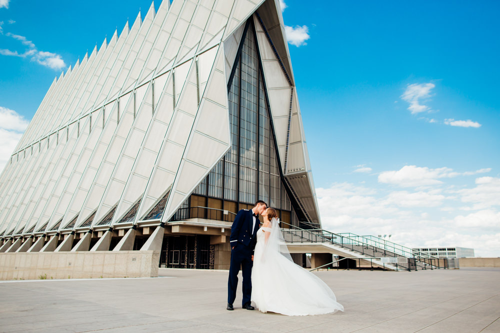 United States Air Force Academy Cadet Chapel Wedding-37.jpg