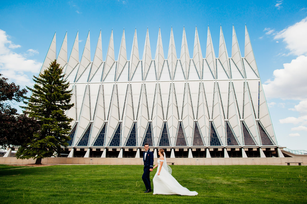 United States Air Force Academy Cadet Chapel Wedding-39.jpg