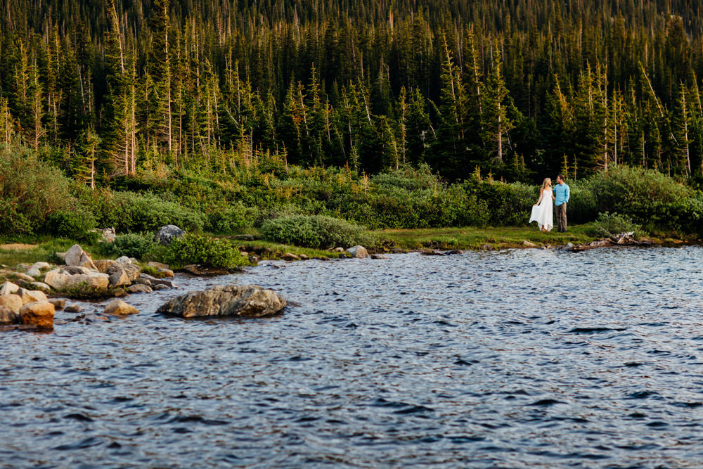 Rocky Mountain Colorado Engagement - Summit County Wedding Photographer-23.jpg