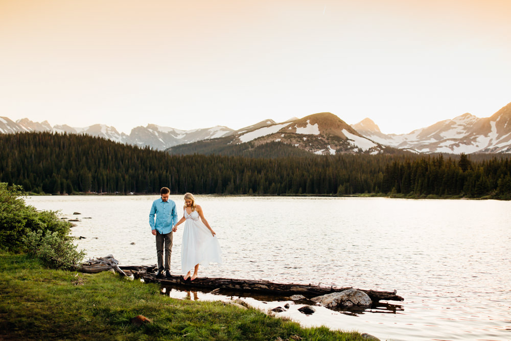 Rocky Mountain Colorado Engagement - Summit County Wedding Photographer-31.jpg