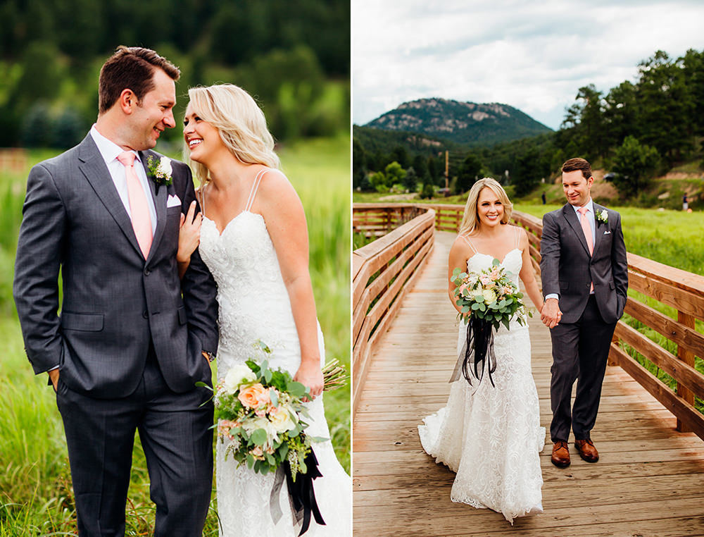 Evergreen Lake House Wedding - Rainy Colorado Wedding -4.jpg
