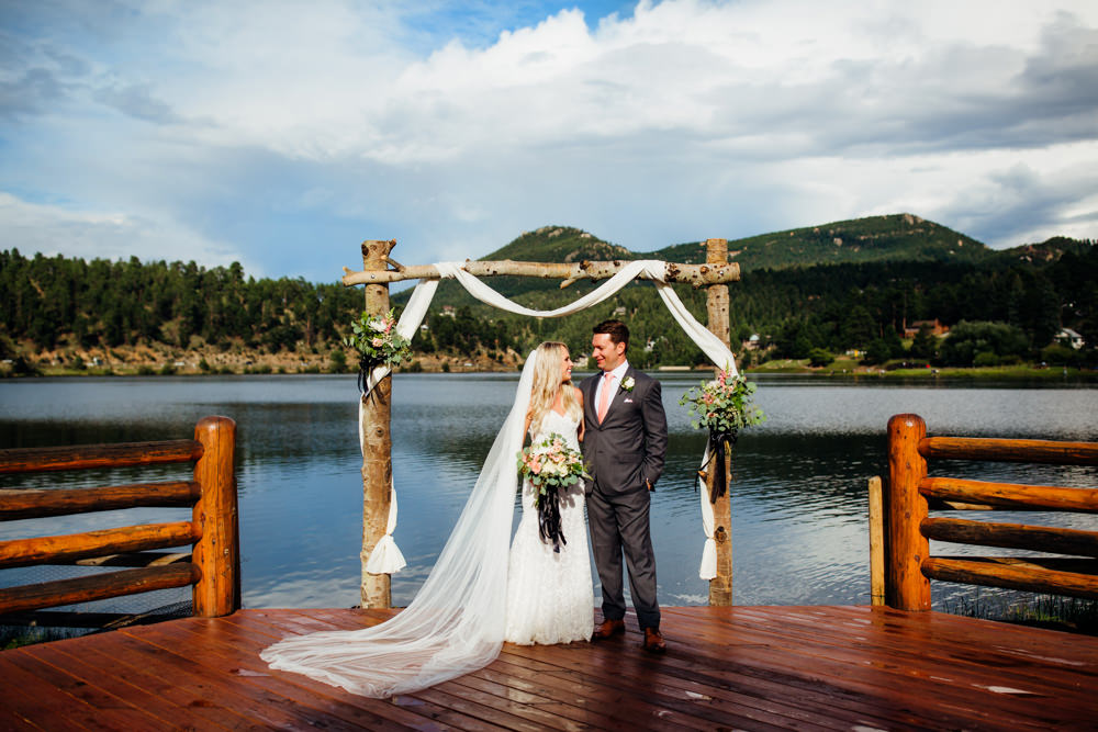 Evergreen Lake House Wedding - Rainy Colorado Wedding -59.jpg