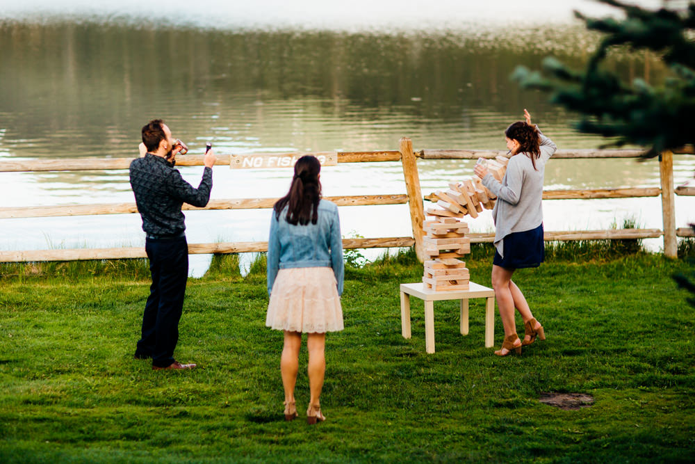 Evergreen Lake House Wedding - Rainy Colorado Wedding -62.jpg