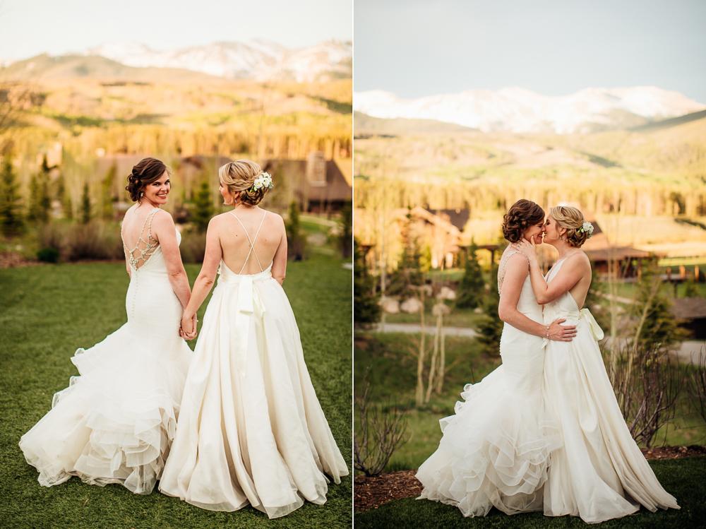 Devils Thumb Ranch Wedding - Denver Same Sex Wedding Photographer -5.jpg