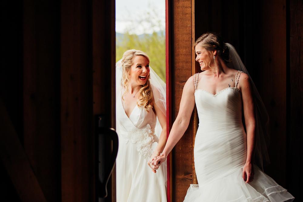 Devils Thumb Ranch Wedding - Denver Same Sex Wedding Photographer -39.jpg