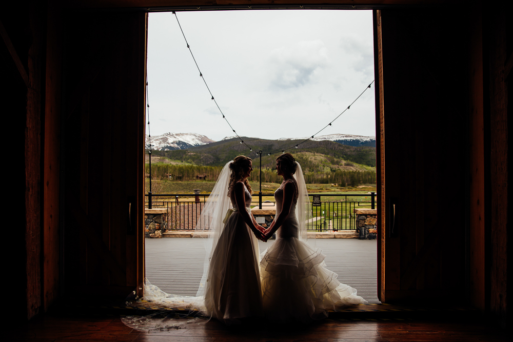 Devils Thumb Ranch Wedding - Denver Same Sex Wedding Photographer -43.jpg