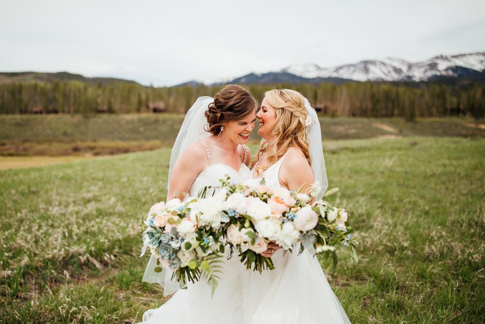 Devils Thumb Ranch Wedding - Denver Same Sex Wedding Photographer -50.jpg